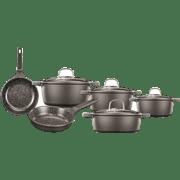 סט סירים 10חלקים FOOD APPEAL