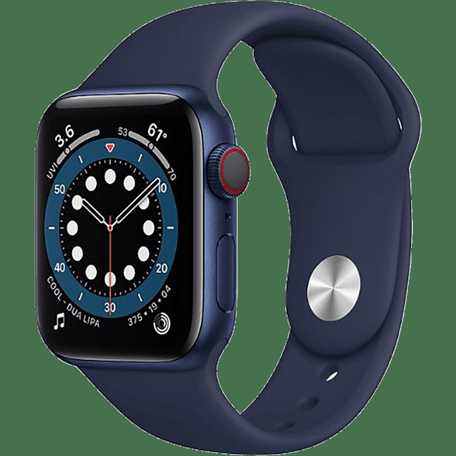 <!--begin:cleartext-->₪ קנה שעון חכם Apple Watch Series 6 40 mm GPS במחיר 1799 ₪ במקום 1980<!--end:cleartext-->