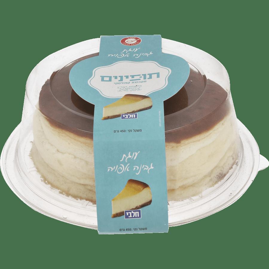<!--begin:cleartext-->₪ קנה עוגת גבינה רנסנס קפולסקי 450 גרם במחיר 29.90 ₪ במקום 35.90<!--end:cleartext-->