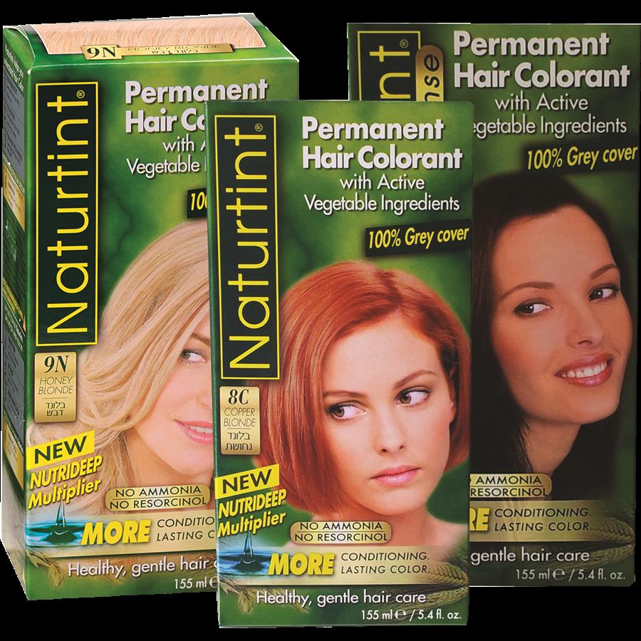 צבעי שיער נטורטינט