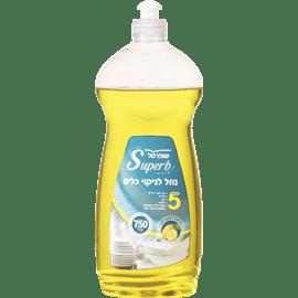 נוזל לניקוי כלים לימון