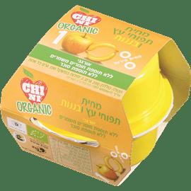 רסק תפוח בננה אורגני