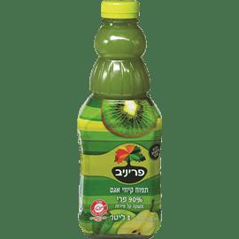 משקה קל תפוח קווי אגס