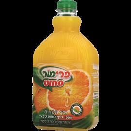 מיץ תפוזים סחוט פרימור