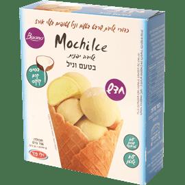 מוצ'י גלידת שרבט וניל