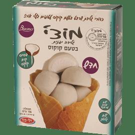 מוצ'י גלידת שרבט קוקוס