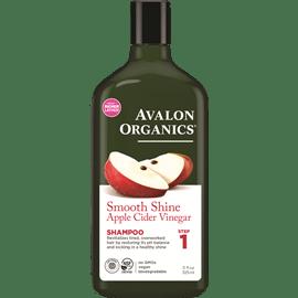 אבלון שמפו חומץ תפוחים