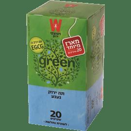 תה ירוק נענע