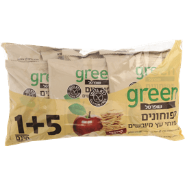 תפוחונים גרין 1+5 ל.ג