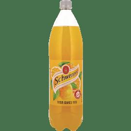 שוופס גזוז בטעם תפוזים