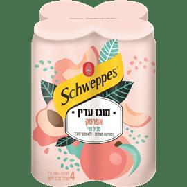 שוופס מוגז עדין אפרסק