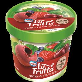 לה פרוטה תות פירותאדומים