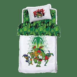 סט מצעים נינג'ה-ירוק