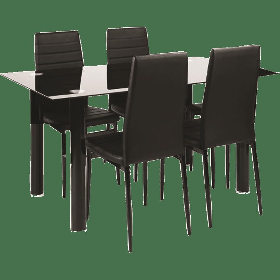 פינת אוכל 4 כסאות