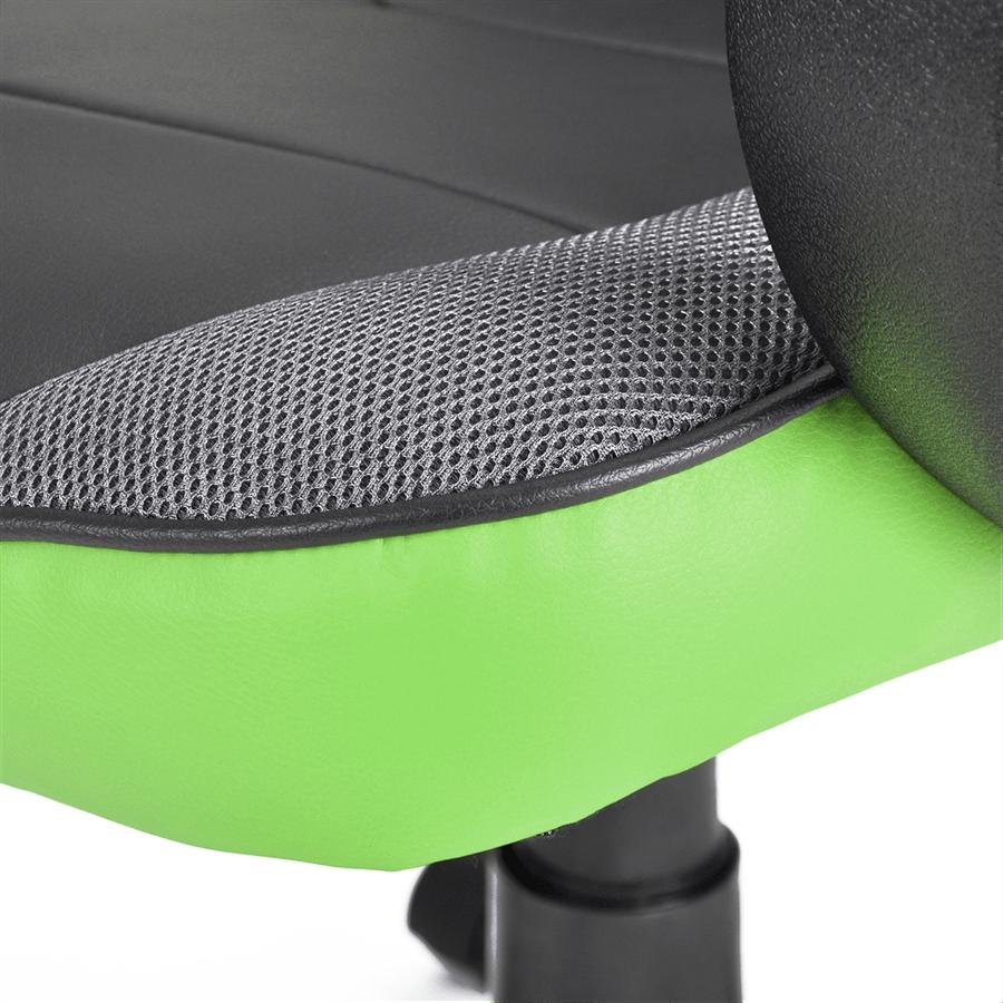 כסא סופר גיימר ירוק