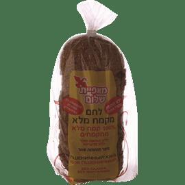 לחם כפרי מקמח מלא