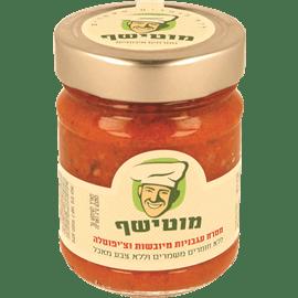 ממרח עגבניות וציפוטלה