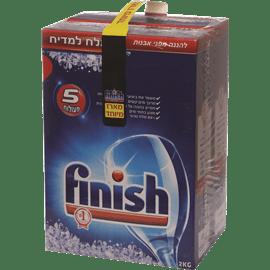פיניש מלח למדיח