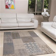 שטיח פאטץ תכלת