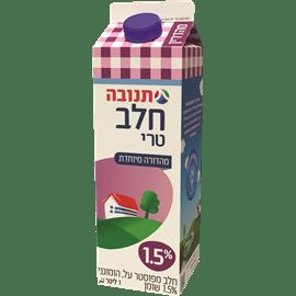 חלב 1.5% לפסח