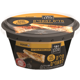 גבינה למאפים 9% השף הלבן