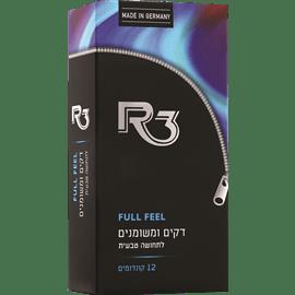 R3 דקים ומשומנים