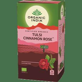 תה טולסי קינמון ורדים
