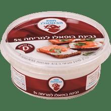 גבינה בופאלו טבעי 5%
