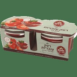 רסק עגבניות אורגני