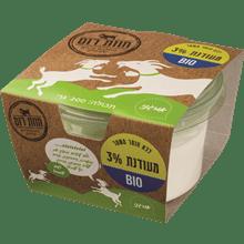 גבינה מעודנת ביו3%אורגני