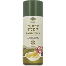 תרסיס שמן קנולה ט.חמאה