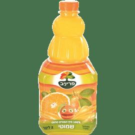 מיץ תפוזים סחוט שמוטי