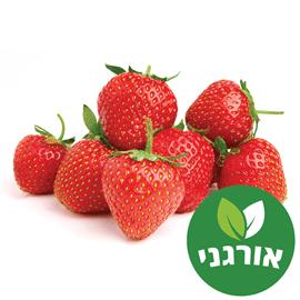 תות שדה אורגני גרין