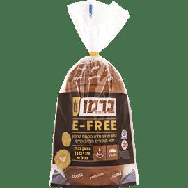 לחם E-FREE מקמח שיפון