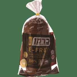 לחם E-FREE מקמח מלא