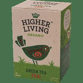 תה ירוק צ'אי אורגני