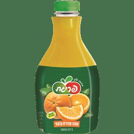 מיץ תפוזים 100%טבעי