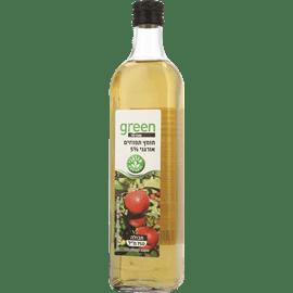 חומץ תפוחים5%אורגני גרין