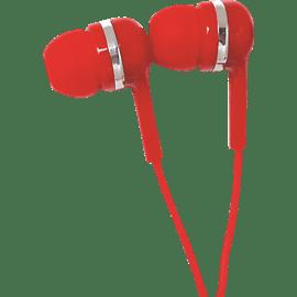 אוזניות כפתור