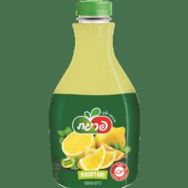 מיץ סחוט לימון נענע