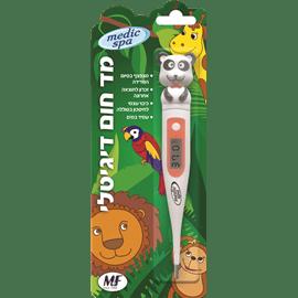 מד חום דמויות לילדים