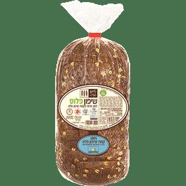 לחם 100% שיפון קל
