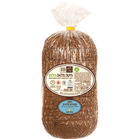 לחם מחיטה מלאה קל