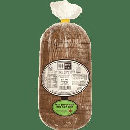 לחם הארץ שיפון אגוזים