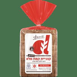 לחם קוביות קמח מלא