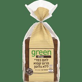 לחם כפרי ללא גלוטן