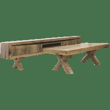 מזנון+שולחן דגם ברטומיאו