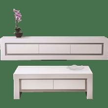 מזנון + שולחן דגם אבאלון