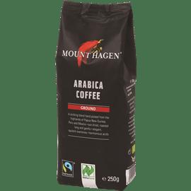 קפה אורגני קלוי וטחון