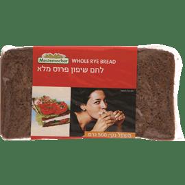 לחם שיפון מלא מסטמכר